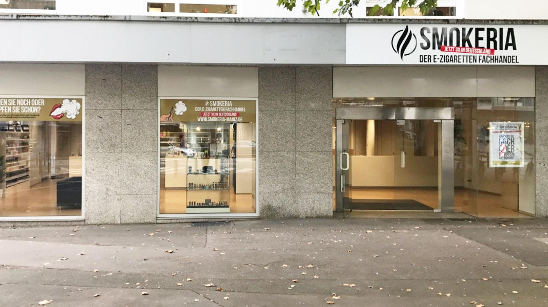 Smokeria E-Zigaretten Fachhandel Mainz
